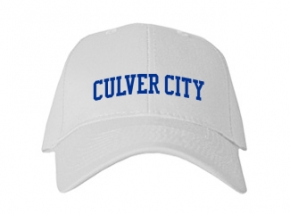 Culver City High School Kid Embroidered Baseball Caps