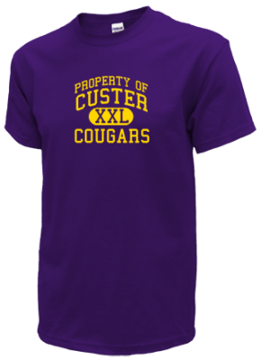 Custer Elementary School T-Shirts
