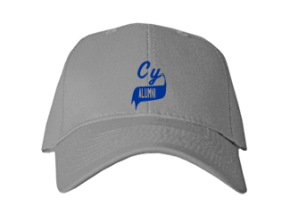 Cy Junior High School Embroidered Baseball Caps