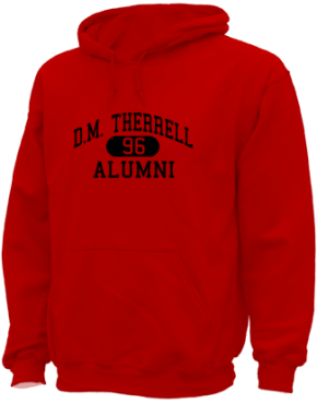 D.m. Therrell High School Hoodies