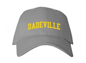 Dadeville High School Kid Embroidered Baseball Caps