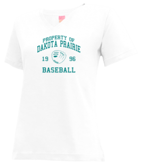 Dakota Prairie High School V-neck Shirts