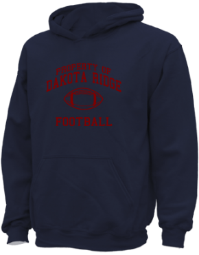 Dakota Ridge High School Kid Hooded Sweatshirts