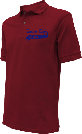 Dakota Ridge High School Embroidered Polo Shirts