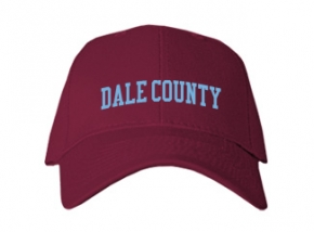 Dale County High School Kid Embroidered Baseball Caps