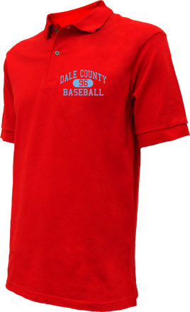 Dale County High School Embroidered Polo Shirts