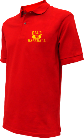 Dale High School Embroidered Polo Shirts