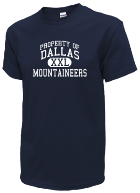 Dallas Elementary School Kid T-Shirts