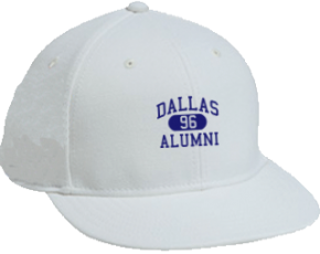 Dallas Elementary School Flat Visor Caps