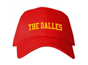 The Dalles High School Kid Embroidered Baseball Caps