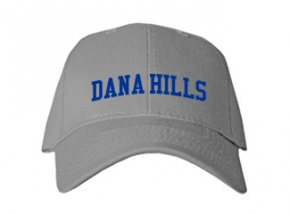 Dana Hills High School Kid Embroidered Baseball Caps