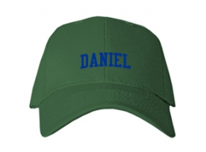 Daniel Elementary School Kid Embroidered Baseball Caps