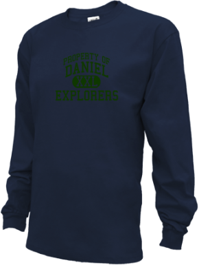 Daniel Elementary School Kid Long Sleeve Shirts