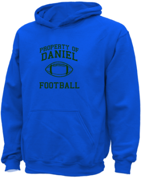 Daniel Elementary School Kid Hooded Sweatshirts
