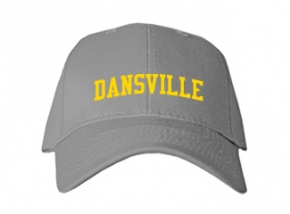 Dansville High School Kid Embroidered Baseball Caps