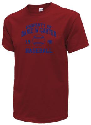 David W Carter High School T-Shirts