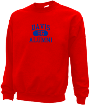 Davis Middle School Sweatshirts