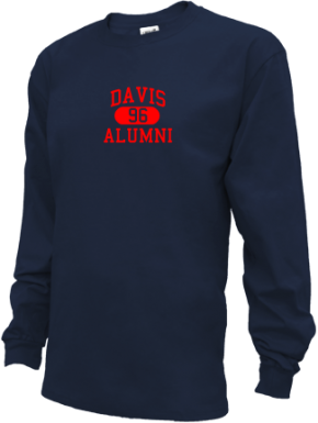 Davis Middle School Long Sleeve Shirts