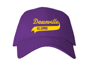 Dawnville Elementary School Embroidered Baseball Caps