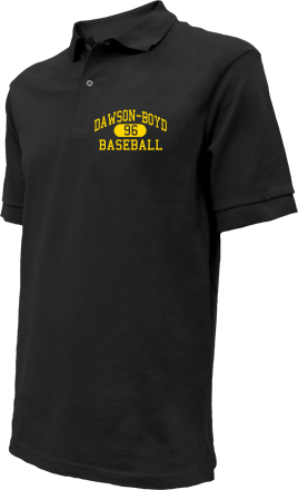 Dawson-boyd High School Embroidered Polo Shirts