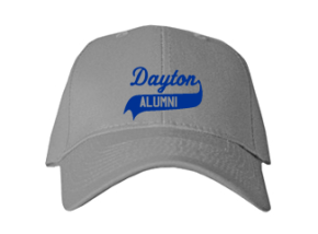Dayton Intermediate School Embroidered Baseball Caps