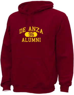 De Anza Junior High School Hoodies