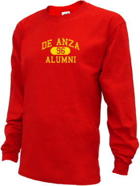 De Anza Junior High School Long Sleeve Shirts