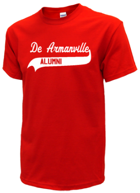 De Armanville Junior High School T-Shirts