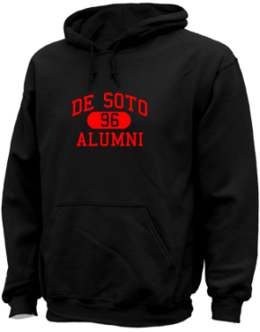 De Soto Middle School Hoodies