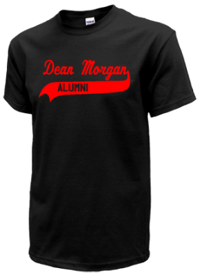 Dean Morgan Junior High School T-Shirts