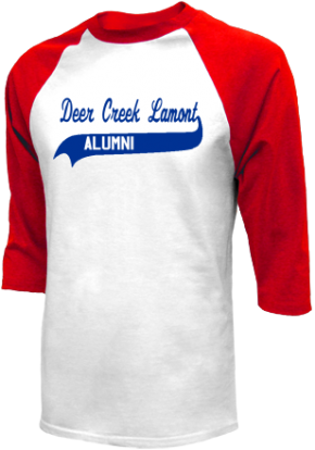 Deer Creek-lamont Elementary School Raglan Shirts