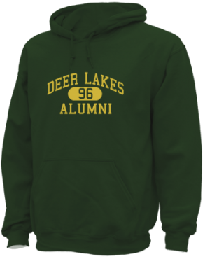 Deer Lakes High School Hoodies