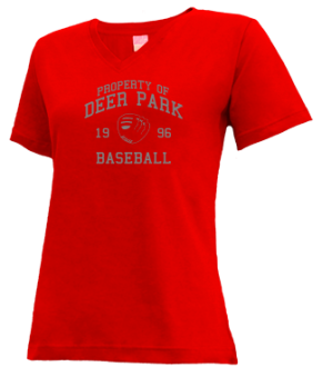 Deer Park High School V-neck Shirts