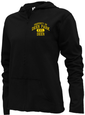Deer Park Middle Magnet School Girls Zipper Hoodies