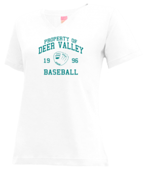Deer Valley High School V-neck Shirts