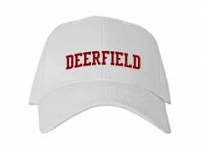 Deerfield High School Kid Embroidered Baseball Caps