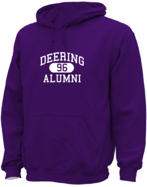 Deering High School Hoodies