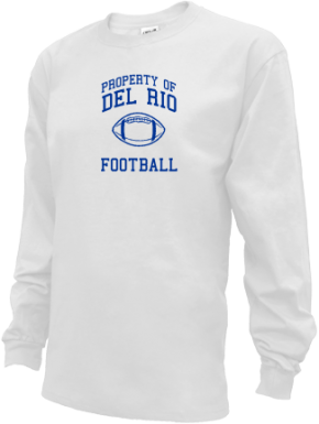 Del Rio Middle School Kid Long Sleeve Shirts