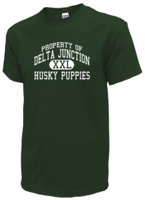 Delta Junction Elementary School Kid T-Shirts