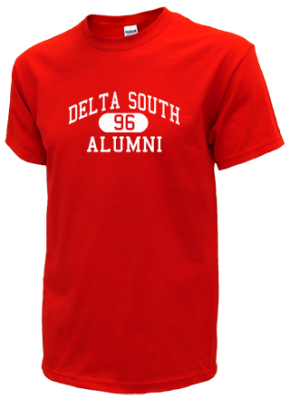 Delta South Elementary School T-Shirts