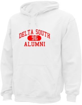 Delta South Elementary School Hoodies