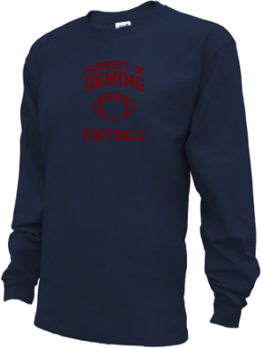 Deming Middle School Kid Long Sleeve Shirts