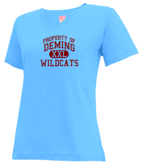 Deming Middle School V-neck Shirts