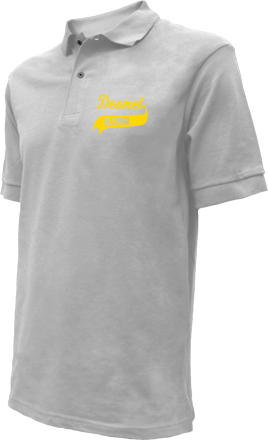 Desmet Elementary School Embroidered Polo Shirts