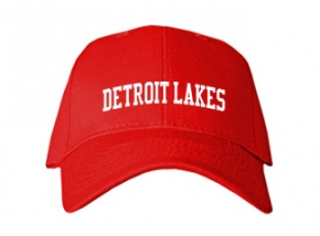 Detroit Lakes High School Kid Embroidered Baseball Caps