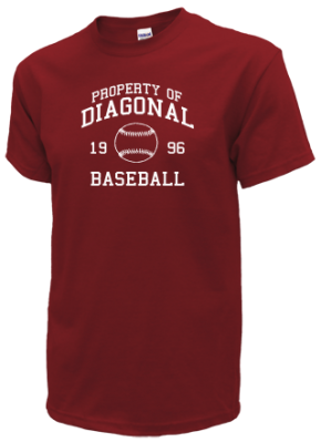 Diagonal High School T-Shirts