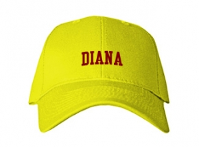 Diana Elementary School Kid Embroidered Baseball Caps