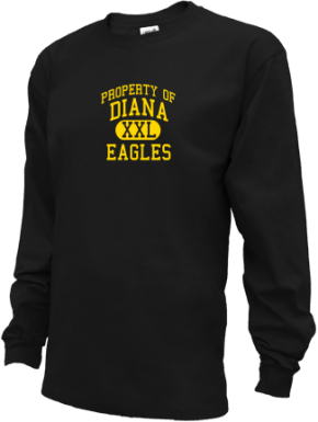 Diana Elementary School Kid Long Sleeve Shirts