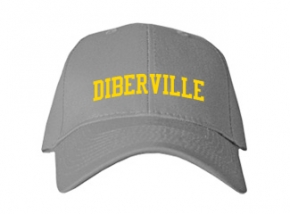 Diberville High School Kid Embroidered Baseball Caps
