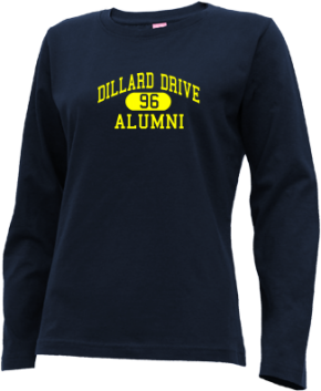 Dillard Drive Middle School Long Sleeve Shirts